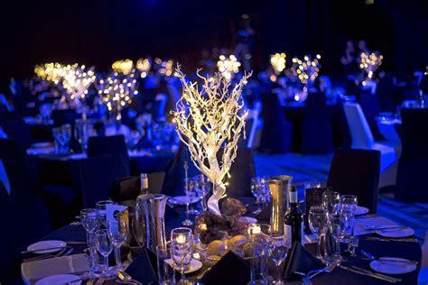 Gala Dinner Centrepieces    Christmas Gala   Gala