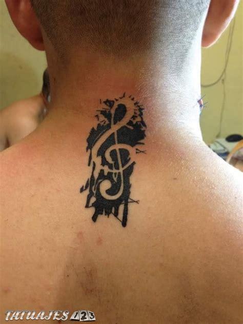 imagenes de tatuajes de letras musicales estilo libre letra musical tatuajes 123