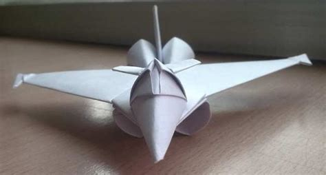 How To Make A Origami Fighter Jet - 1000 images about origami on