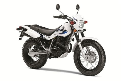 2012 Yamaha Dual Purpose TW200   motorcycle review @ Top Speed