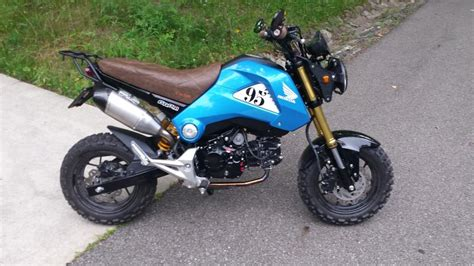 honda grom road tires image gallery road honda grom