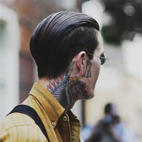 greaser hairstyles  men mens hairstyles haircuts
