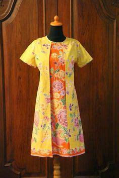 Daster Batik Veli Tulip 1 baju dress batik modern wanita terbaru dm84 warna ungu