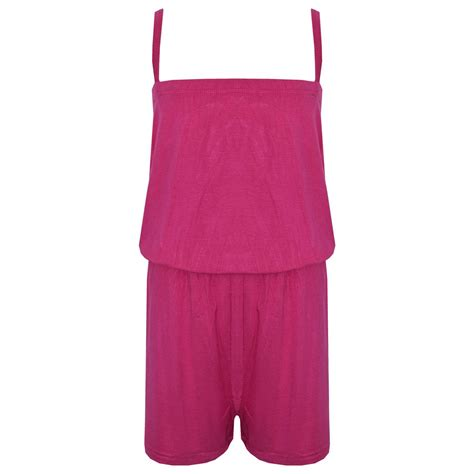 Jumpsuit Overall 13 jumpsuit plain color trendy playsuit all in one