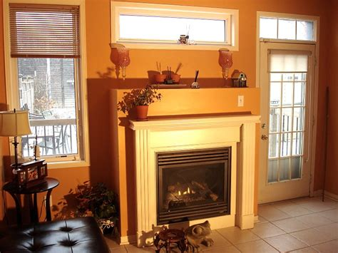 Kitchen Gas Fireplace by Gas Fireplace In Kitchen