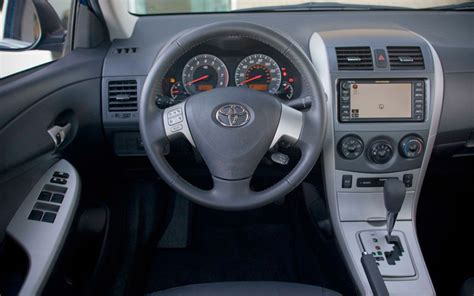 2009 Toyota Corolla Interior by 2009 Toyota Corolla Interior View Photo 30