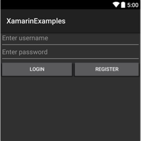 xamarin android layout weight linearlayout manager tutorial in xamarin android stacktips
