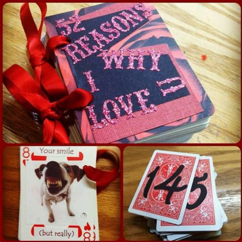 reasons to valentines day valentines day gift for my boyfriend 52 reasons why i