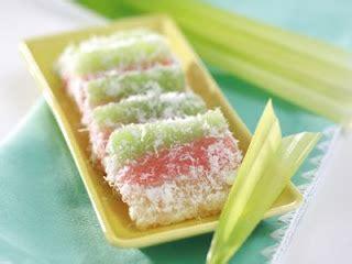 Kue Lapis Santan resep masakan gratis indonesia