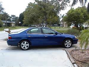 2003 Acura 3 2 Tl Type S 2003 Acura 3 2tl Type S Blue