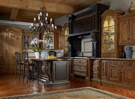 decor ideas for kitchens alluring tuscan kitchen design ideas with a warm