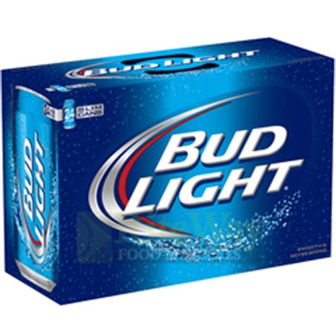 Riteway Food Markets Bud Light Can 24 Pack