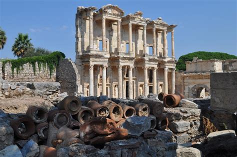 Some Search The World Ephesus Home To Some Of The Best Preserved Most Significant Ruins In The World