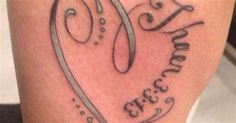 grandson tattoos my newest with my grandson s name tattoos