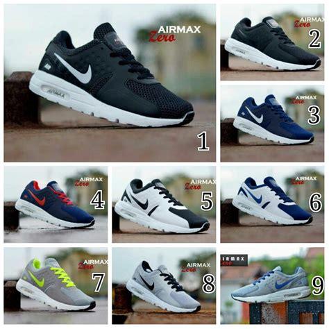 Sepatu Nike Airmax Zero 4 sepatu murah sneakers nike airmax zero pria running