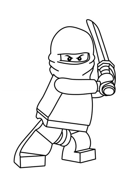 ninjago lloyd coloring pages az coloring pages