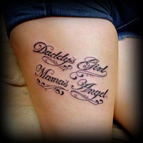 daddys girl tattoo 25 best ideas about country tattoos on