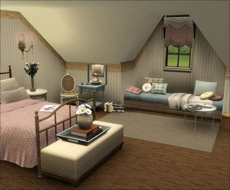 sims 3 room ideas tutorial by missroxor on how to make vaulted ceilings in