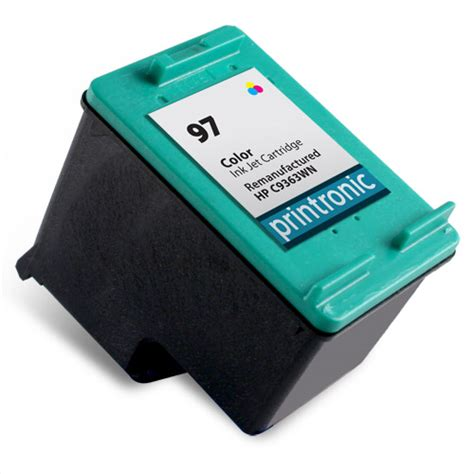 Hp 97 Color Original Cartridge compatible for hp 97 c9363wn color ink cartridge