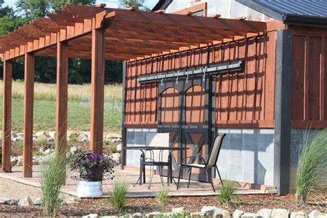 Pergolas, Arbors And Garden Structures   Building Our Farm