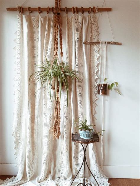 bohemian curtains best 25 boho curtains ideas on pinterest gypsy curtains