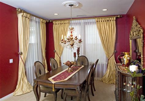 Window Treatment For Dining Room Window Treatments For Dining Room Ideas Homesfeed