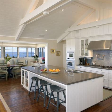 Kitchens With Cathedral Ceilings Pictures by 17 Best Images About Ceiling On Fireplaces