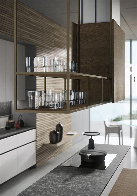 islanda cucina look kitchen with island sistema collection by snaidero