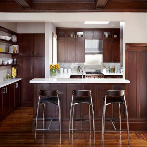 Modern Kitchen Makeovers A Contemporary Small Kitchen Makeover