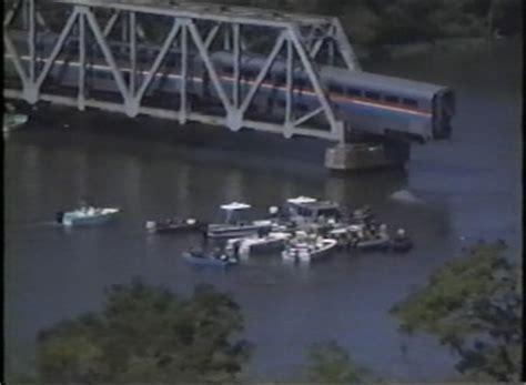 boat crash alabama aerial and boat views of amtrak train derailment mobile