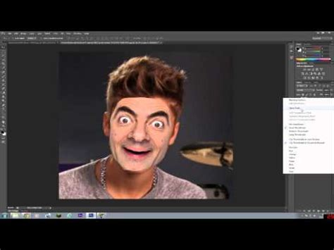 photoshop cs5 tutorial simple face replacement how to change replace face in adobe photoshop cs5 cs4