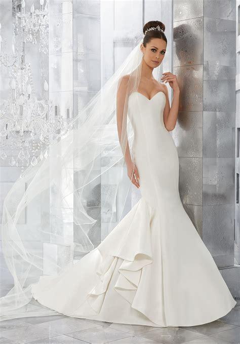 merci wedding dress style  morilee