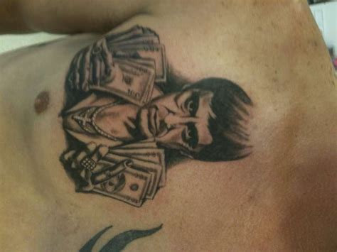 scarface tattoo scarface