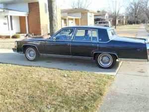 1988 Cadillac Fleetwood Brougham Sell Used 1988 Cadillac Brougham Fleetwood In Trenton