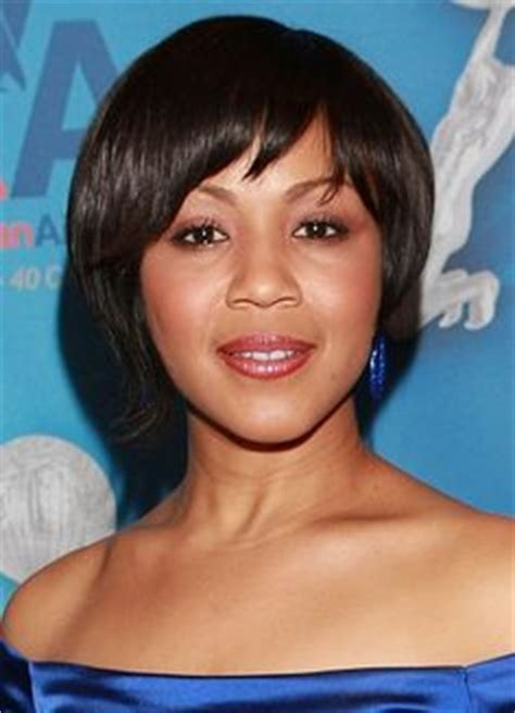 erica from mary mary wig erica cbell gives us a straight longer bob short hair