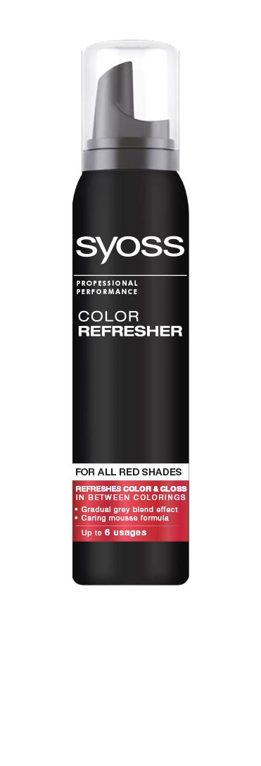 Ibs Product Find Colormark by Syoss Color Refresher