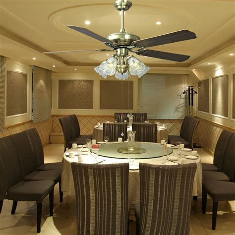 Asian Dining Room Lighting Asian Dining Room Lighting With Fan And Luxury Interior