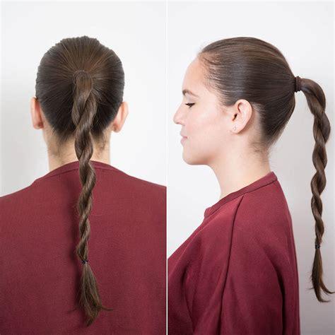 Kuncir Rambut Spiral Karet Rambut 3 model rambut sederhana dan mudah agar tak tak lepek