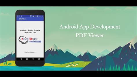 android studio tutorial pdf android studio tutorial pdf viewer