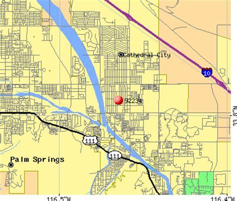 Garden Grove Ca City Boundary Cathedral City Zip Code Map Zip Code Map