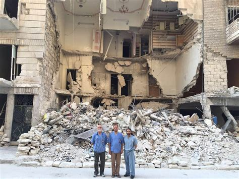 Doctors Wage Losing Battle Of Aleppo In Syria S Civil War