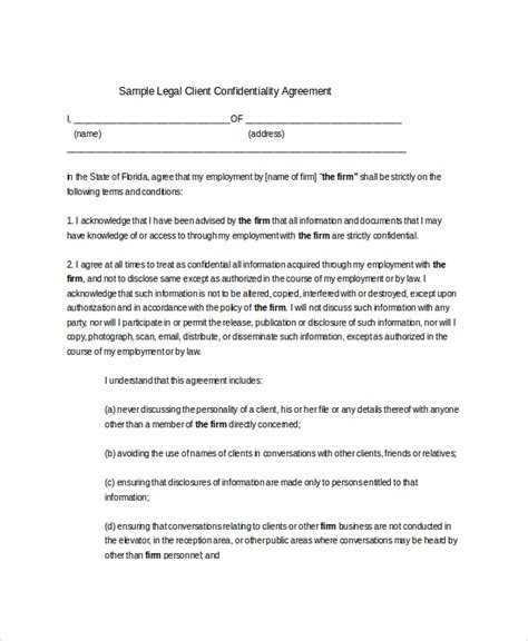 confidentiality policy template company confidentiality policy template templates
