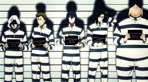 prison school kazaki s episode reviews july 2015