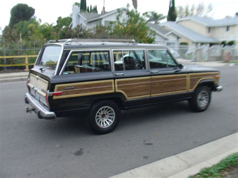 1989 jeep wagoneer for sale 1989 jeep grand wagoneer 1986 1987 1988 for sale jeep