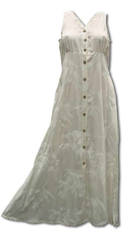 bamboo 2013 button front tank wedding white dress