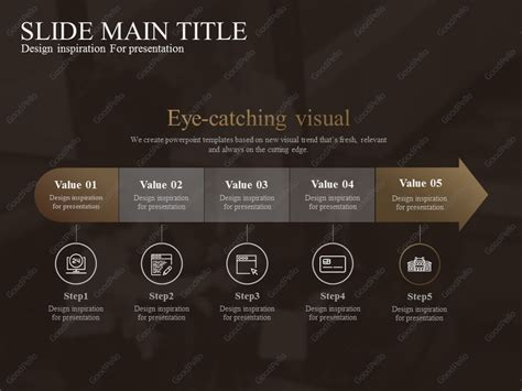 presentation templates for luxury luxury silver town powerpoint template goodpello
