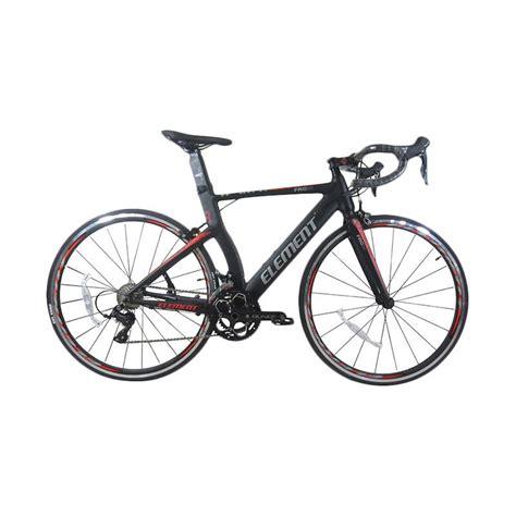 Sepeda Balap Roadbike Element Frc51 700c jual element roadbike 700c frc 85 sepeda harga