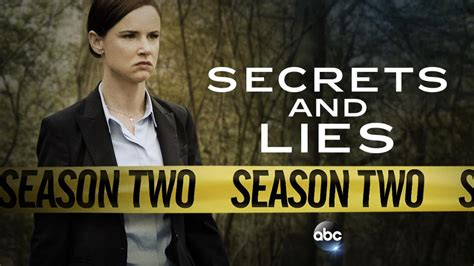 it takes a secrets and lies 5 books secrets and lies season 2 premiere five things to expect