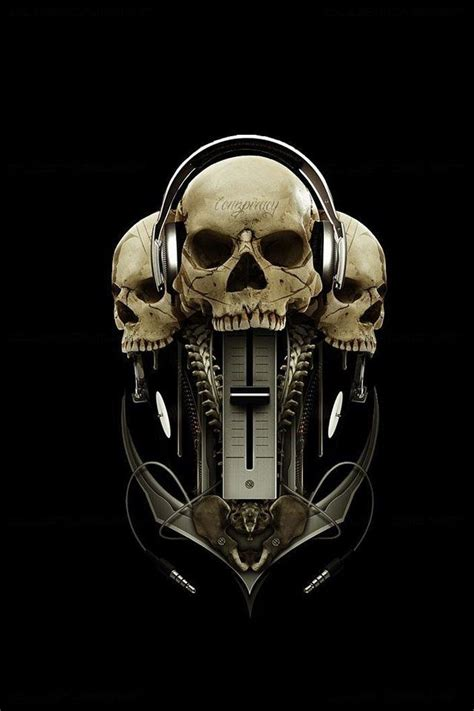 wallpaper hd iphone skull skull wallpapers for android group 32