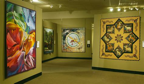 quilt museums
